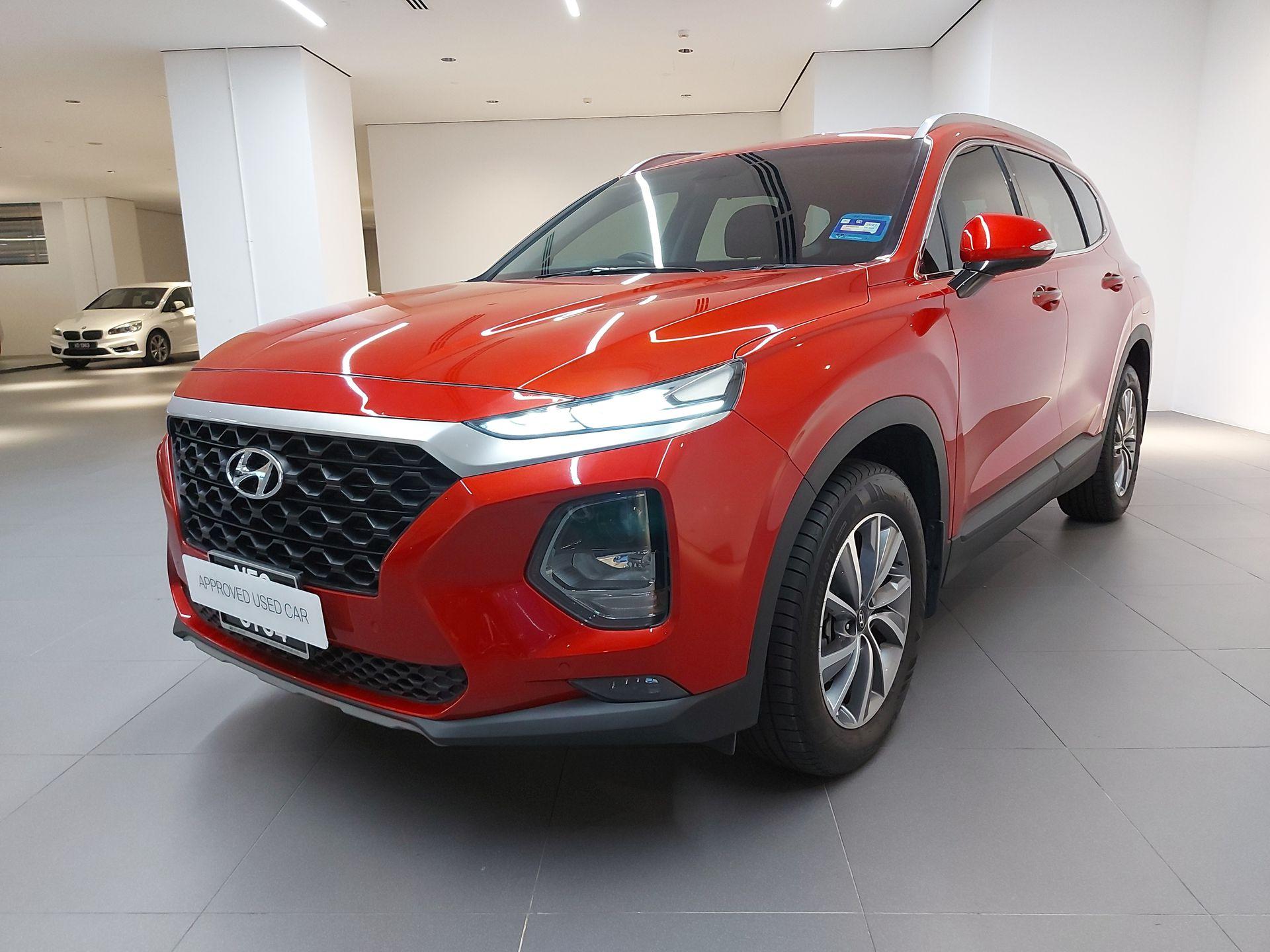 2020 Hyundai Santa Fe 2.4L