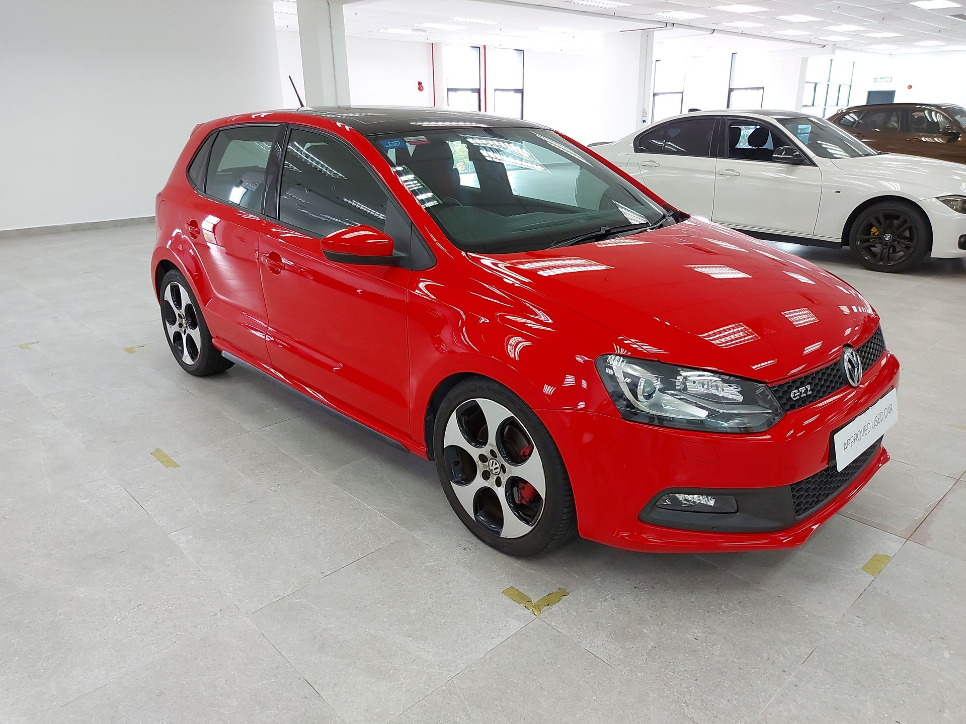 2012 Volkswagen Polo 1.4 AT