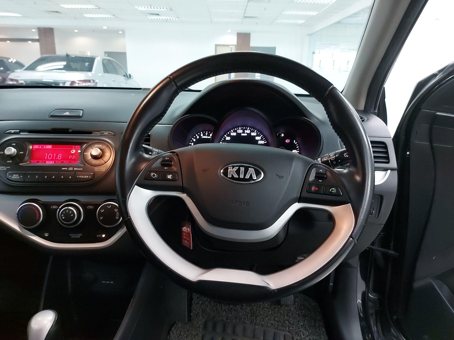 2014 Kia Picanto 1.2 AT