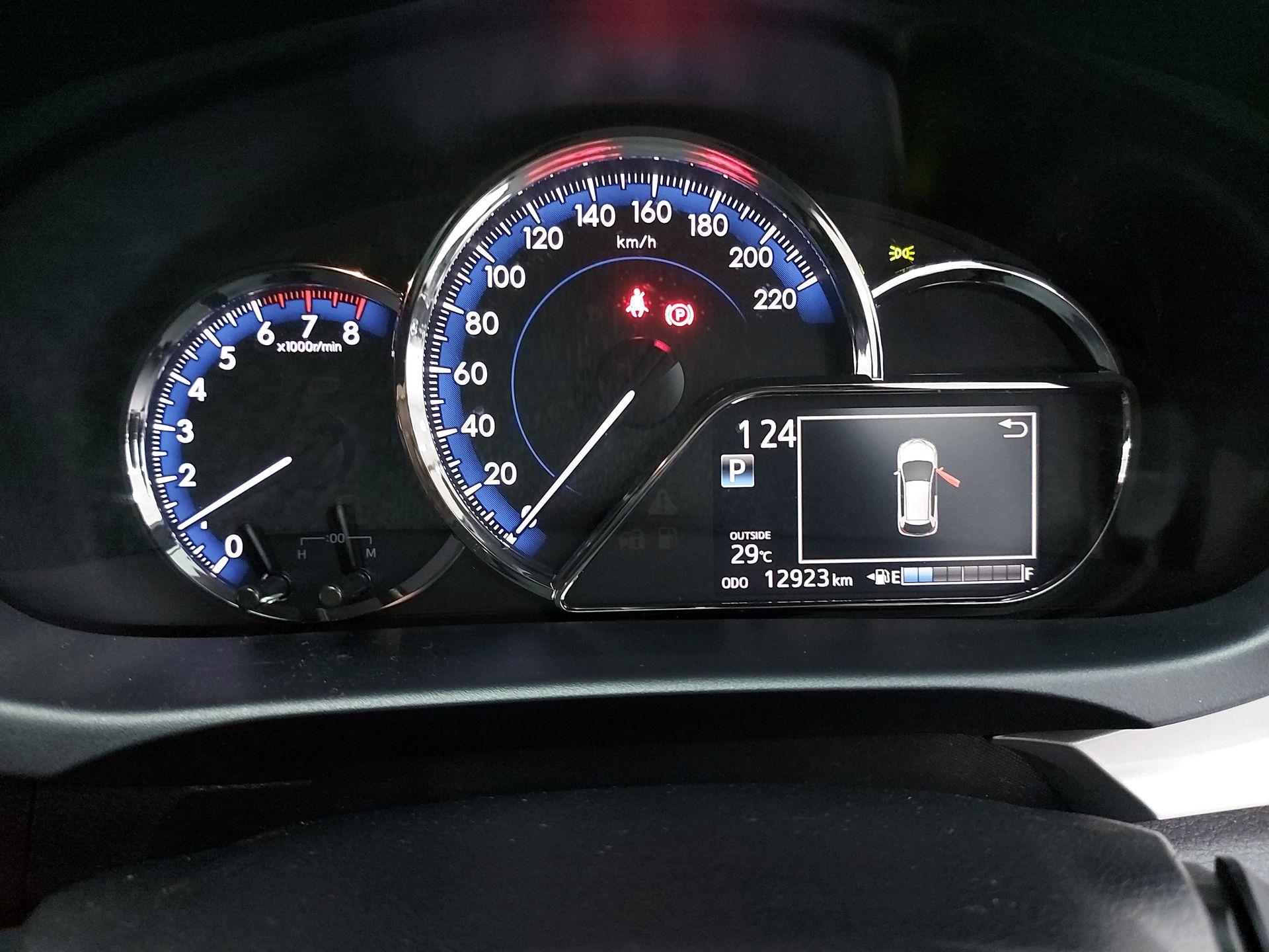 2020 Toyota Yaris 1.5G A/T