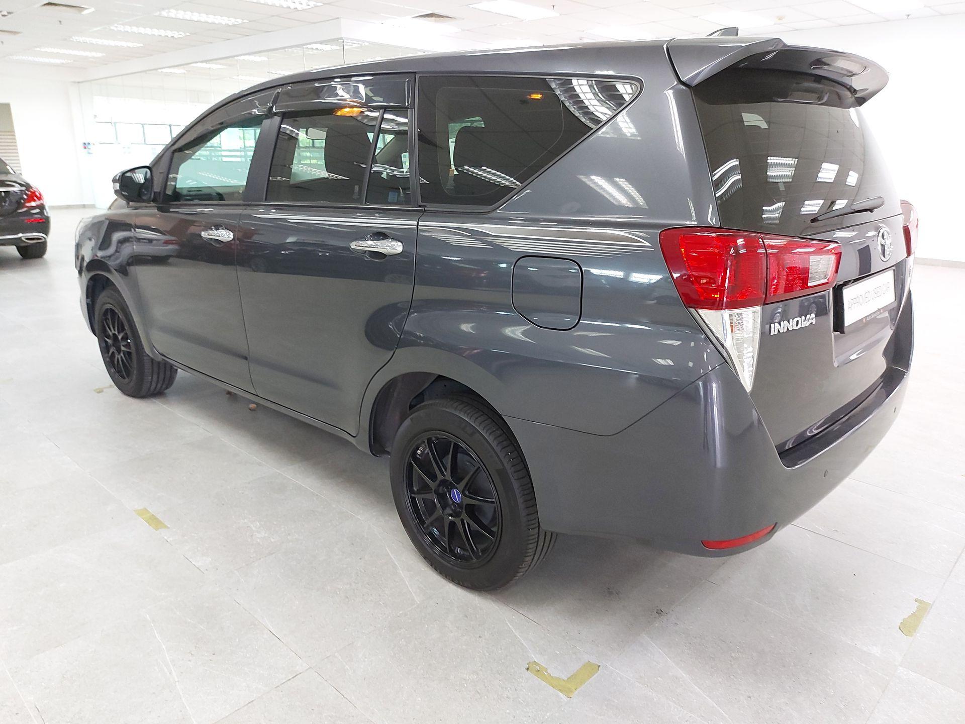 2017 Toyota Innova 2.0G AT