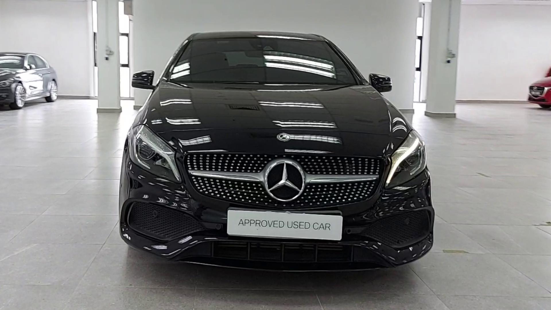 2017 Mercedes Benz A200
