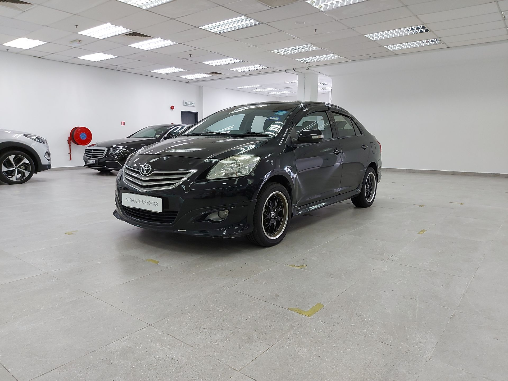 2012 Toyota Vios 1.5E (AT)