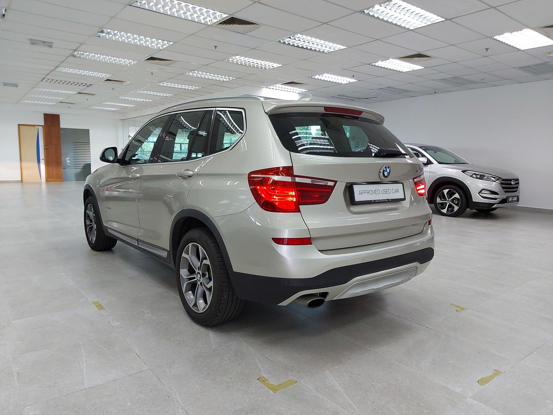 2014 BMW X3 xDrive 20i