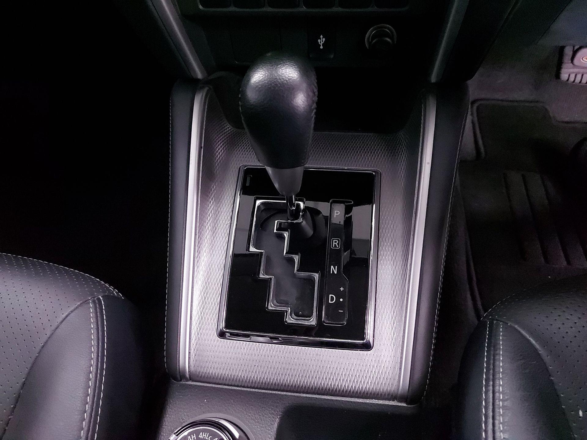 2019 Mitsubishi Triton 2.4L VGT HS AT