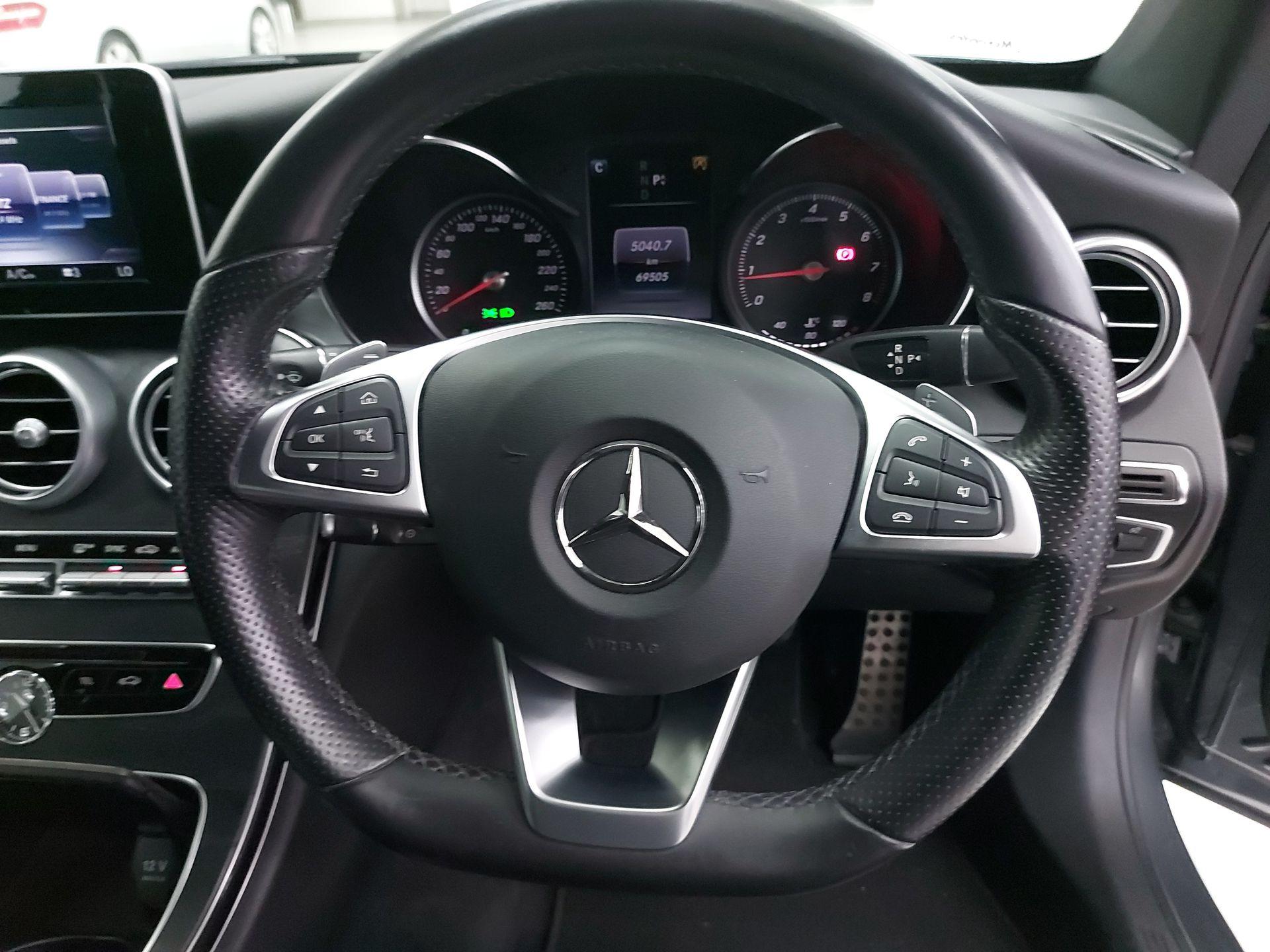 2016 Mercedes Benz C200