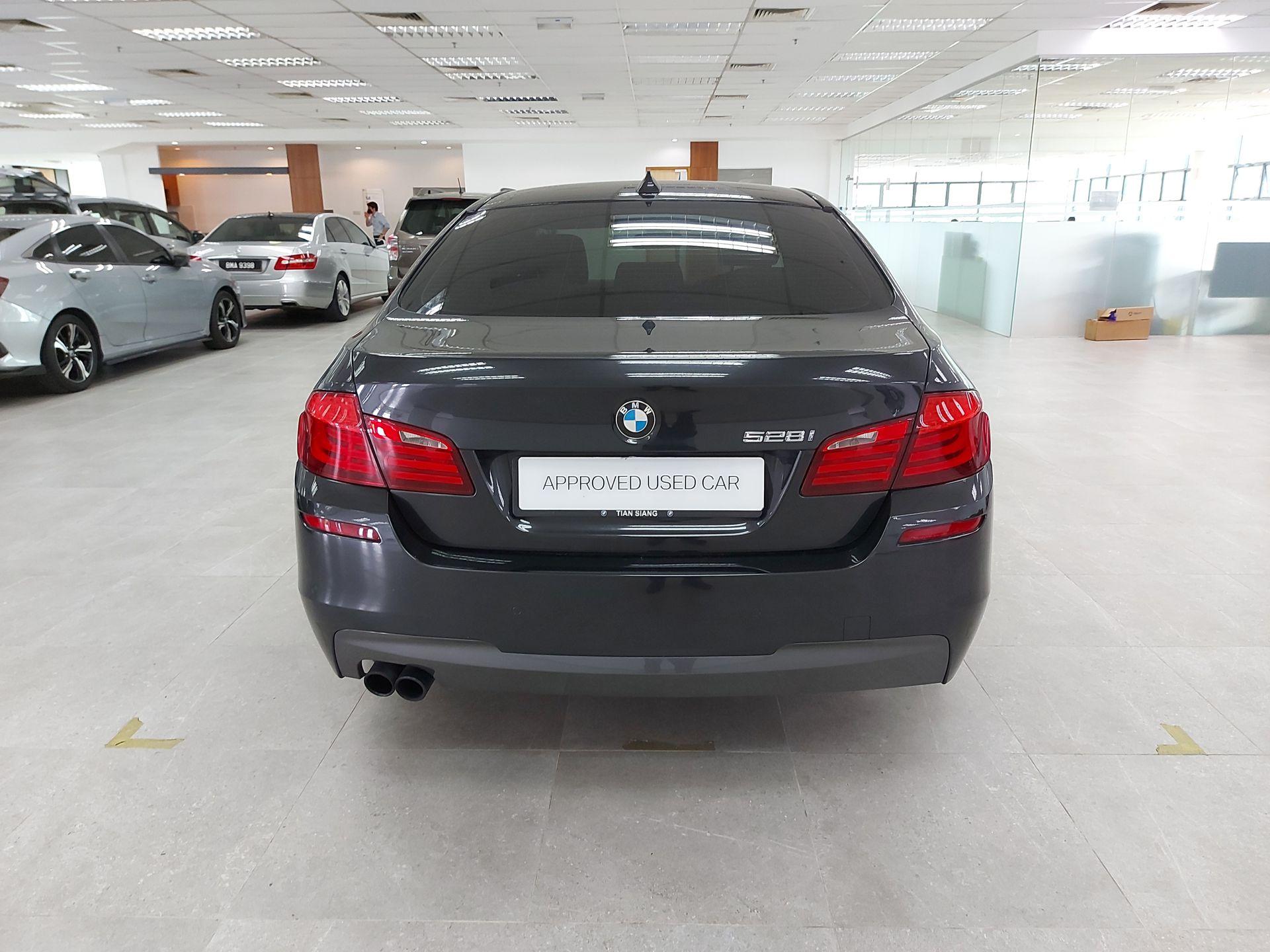 2013 BMW F10/528I