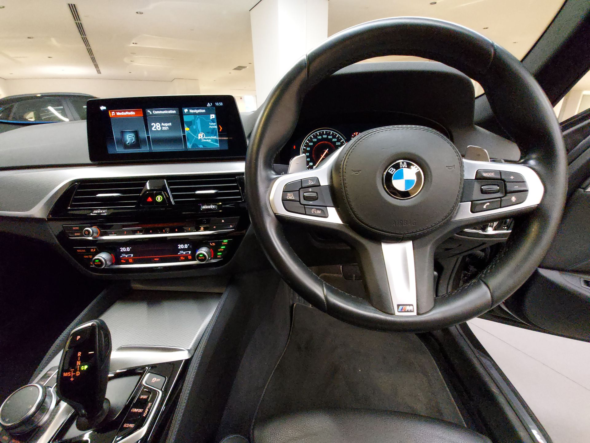 2017 BMW 530i M Sport