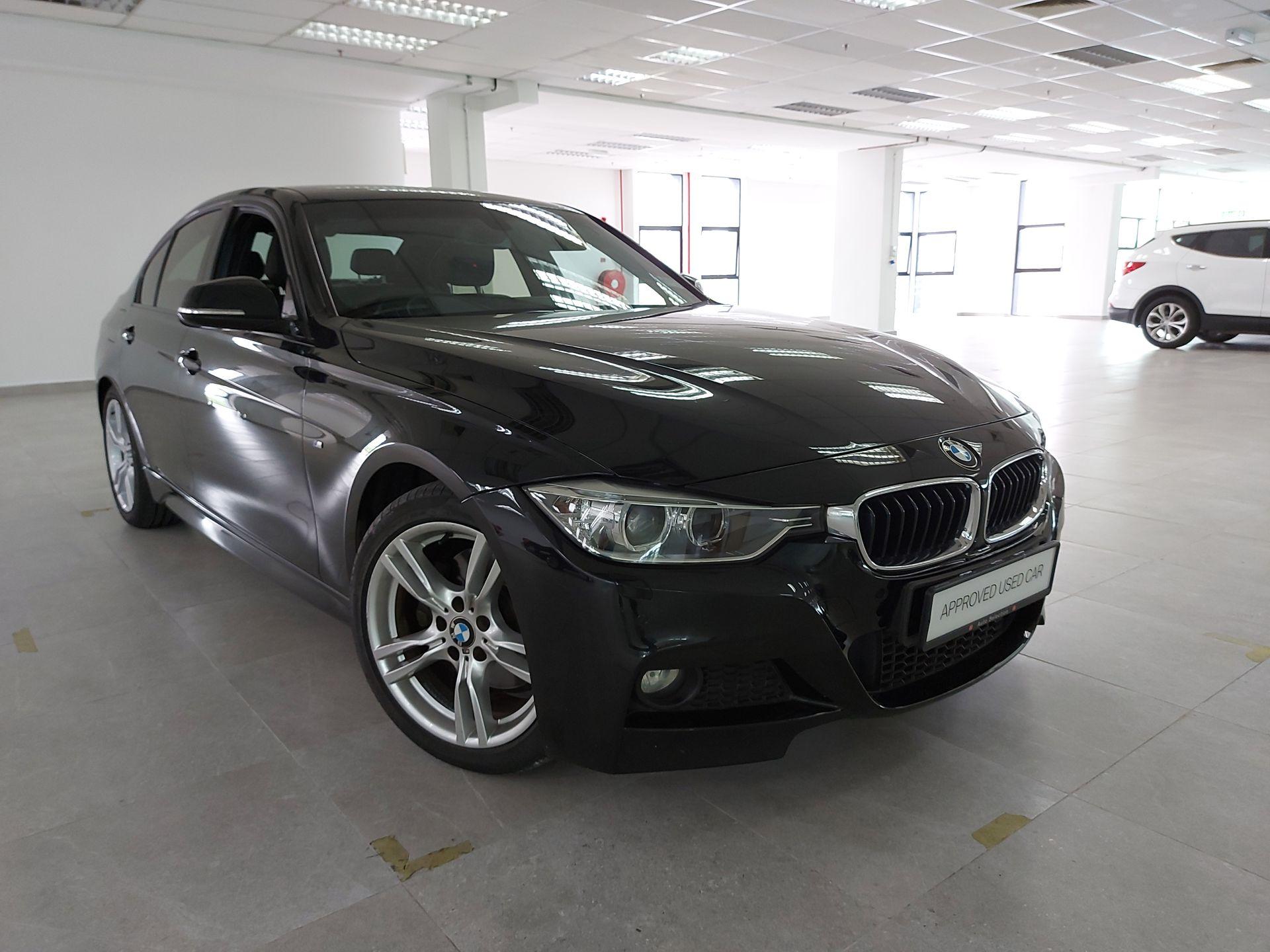 2014 BMW F30/328i M Sport