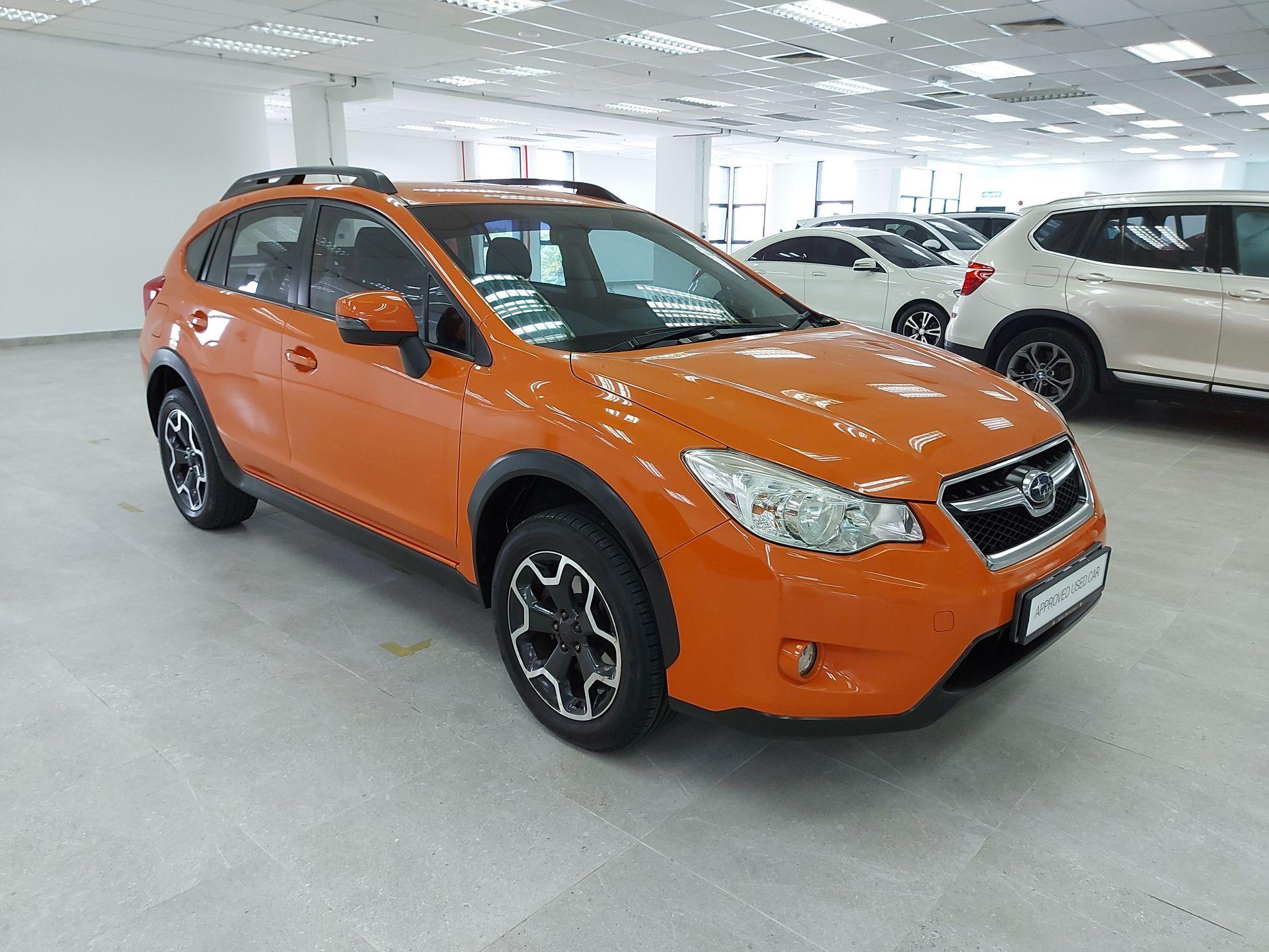 2015 Subaru XV 2.0i