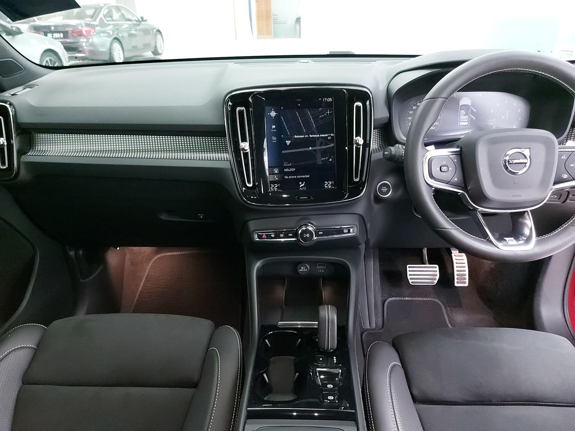 2020 Volvo XC40 T5