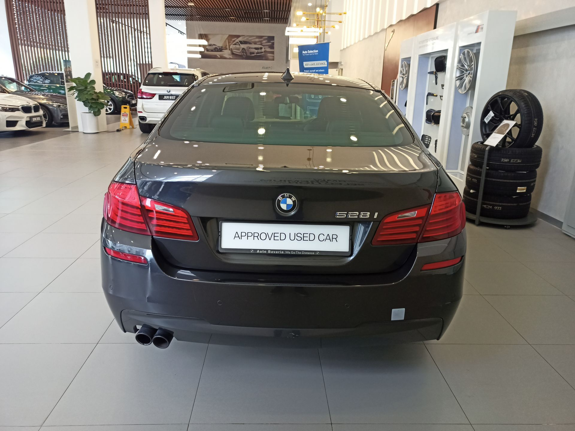 2015 BMW 528i M Sport