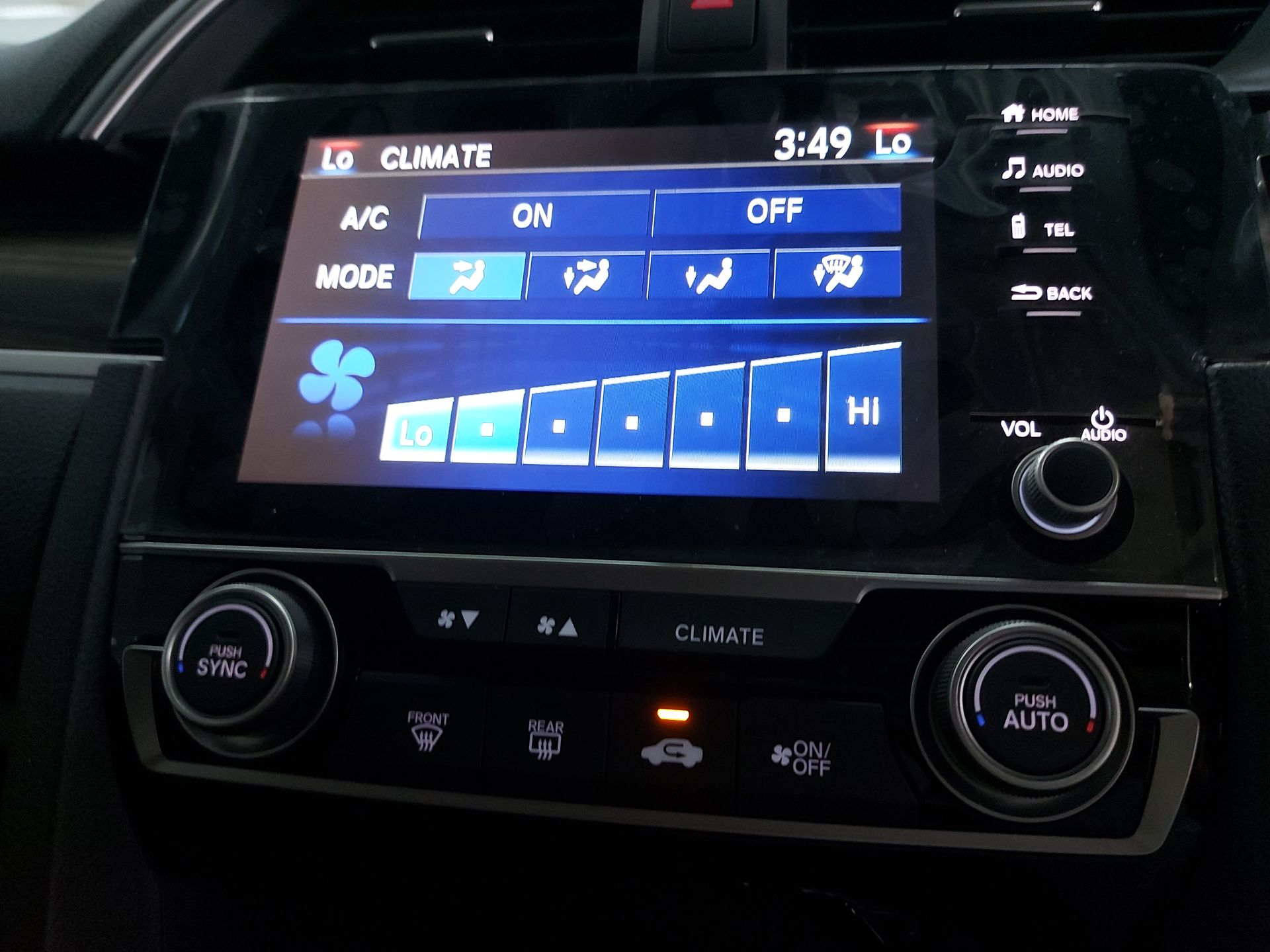 2020 Honda Civic 1.5 TC-P