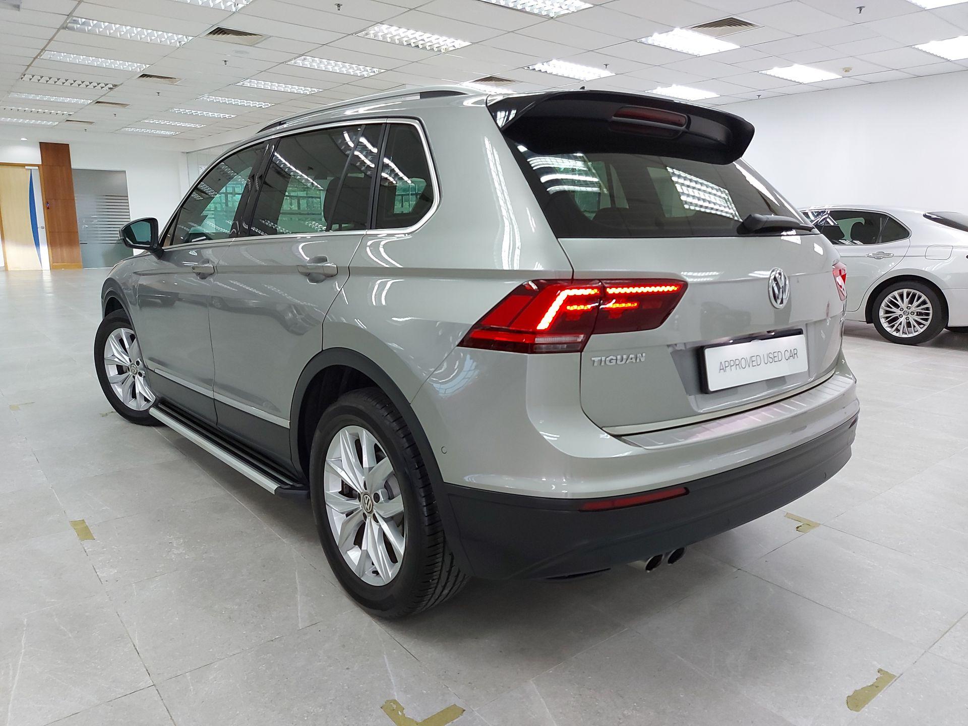 2019 Volkswagen Tiguan 1.4