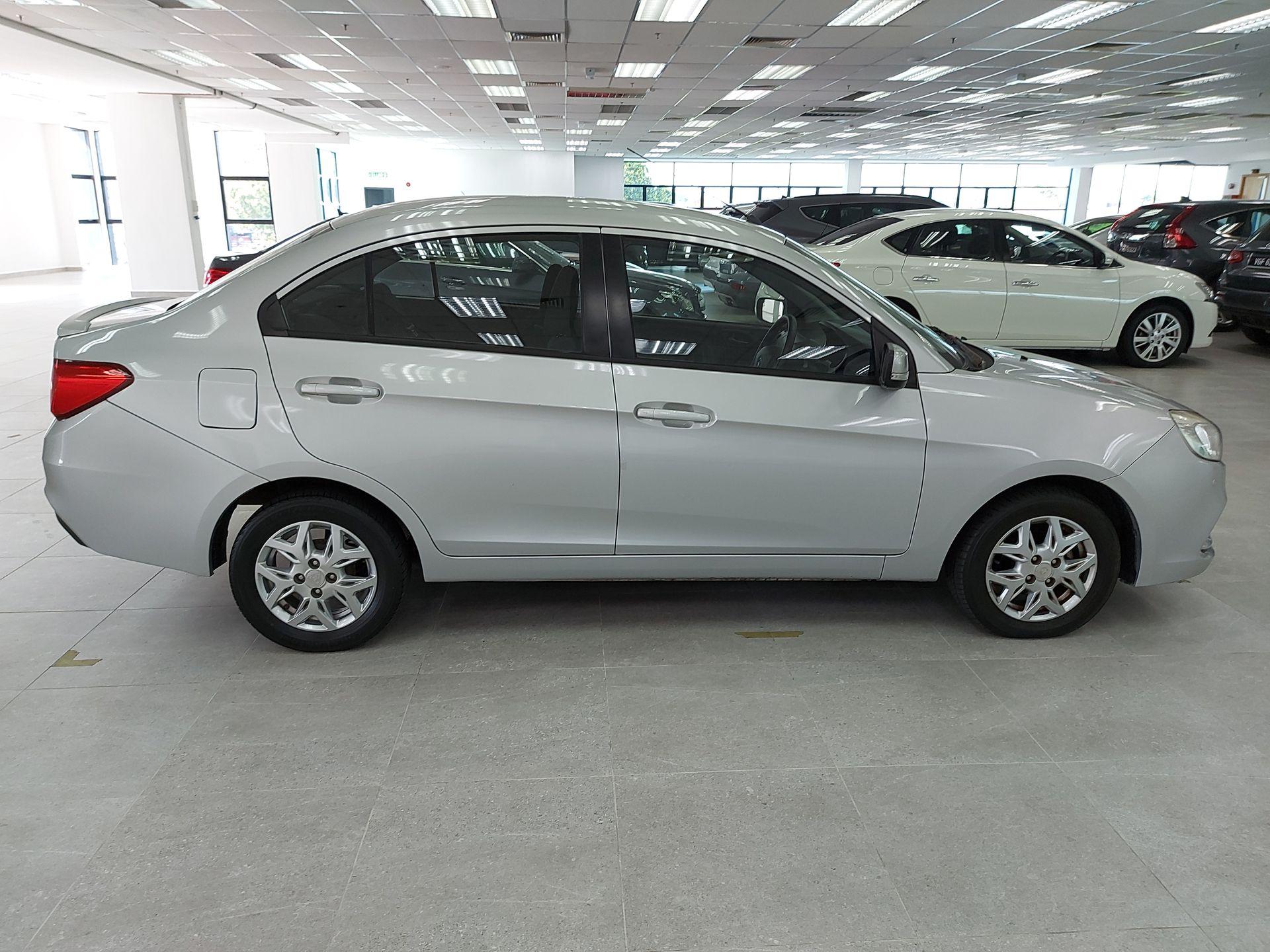 2018 Proton Saga FL 1.3 CVT