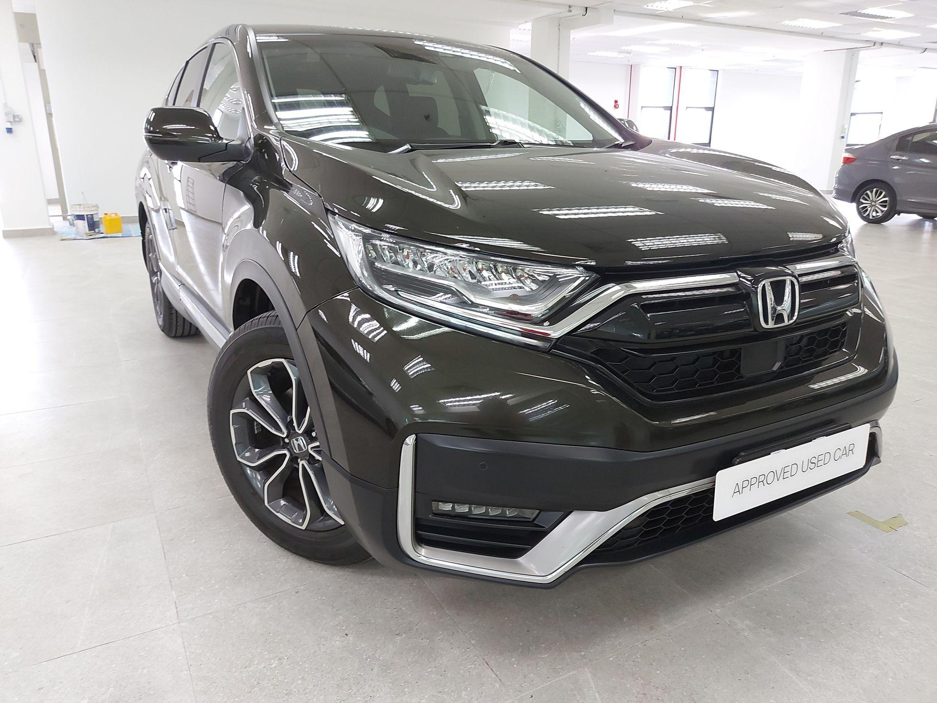 2021 Honda CR-V 1.5 TC-P