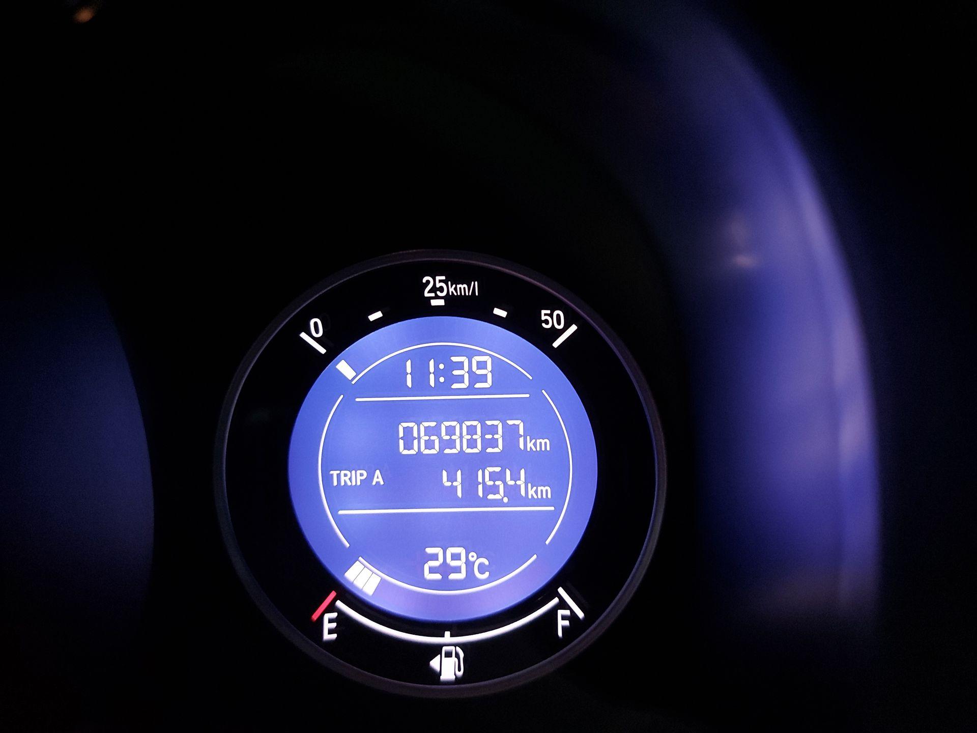 2016 Honda Jazz 1.5L V