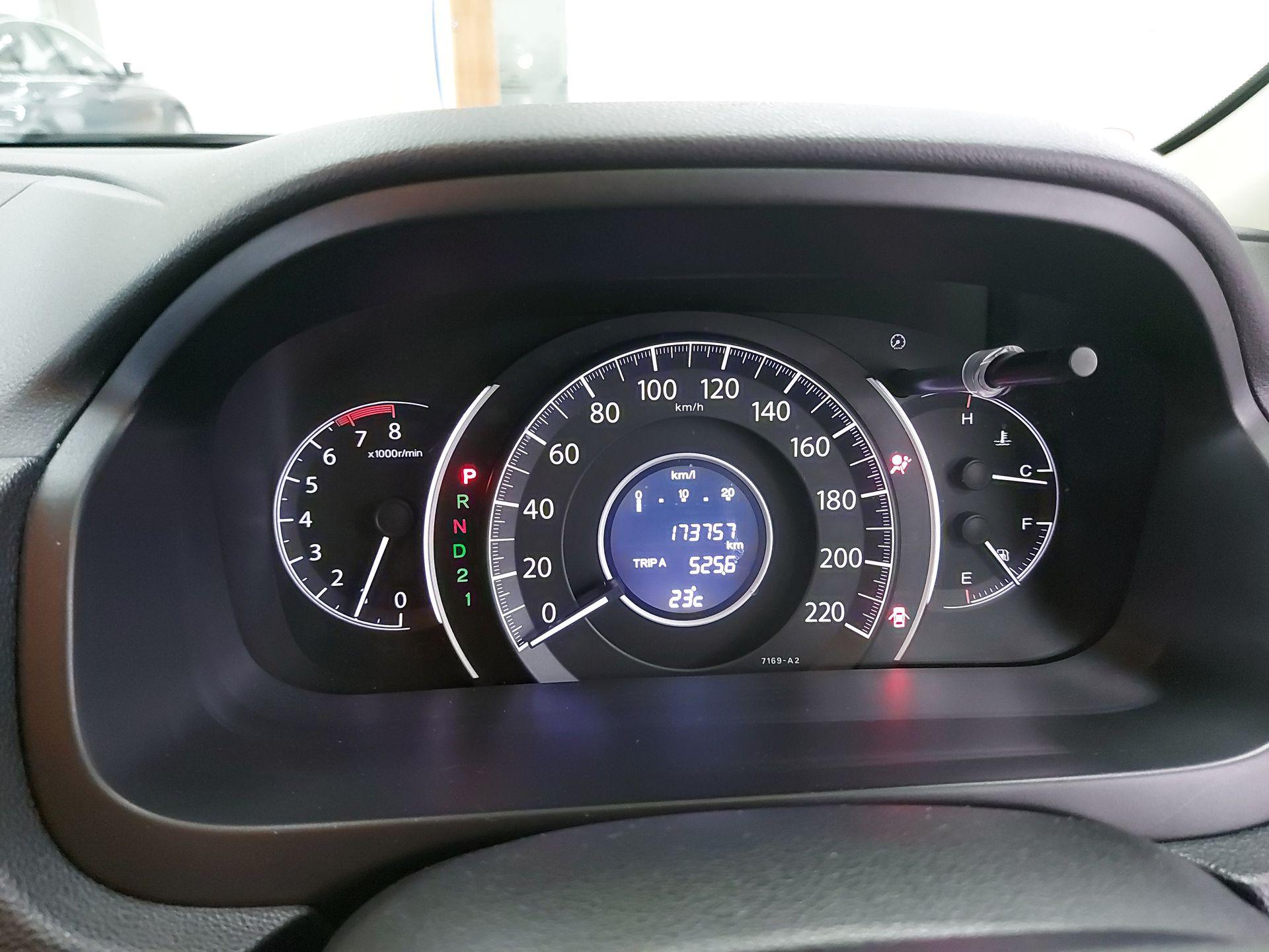 2015 Honda CR-V 2.0L I-Vtec (A)