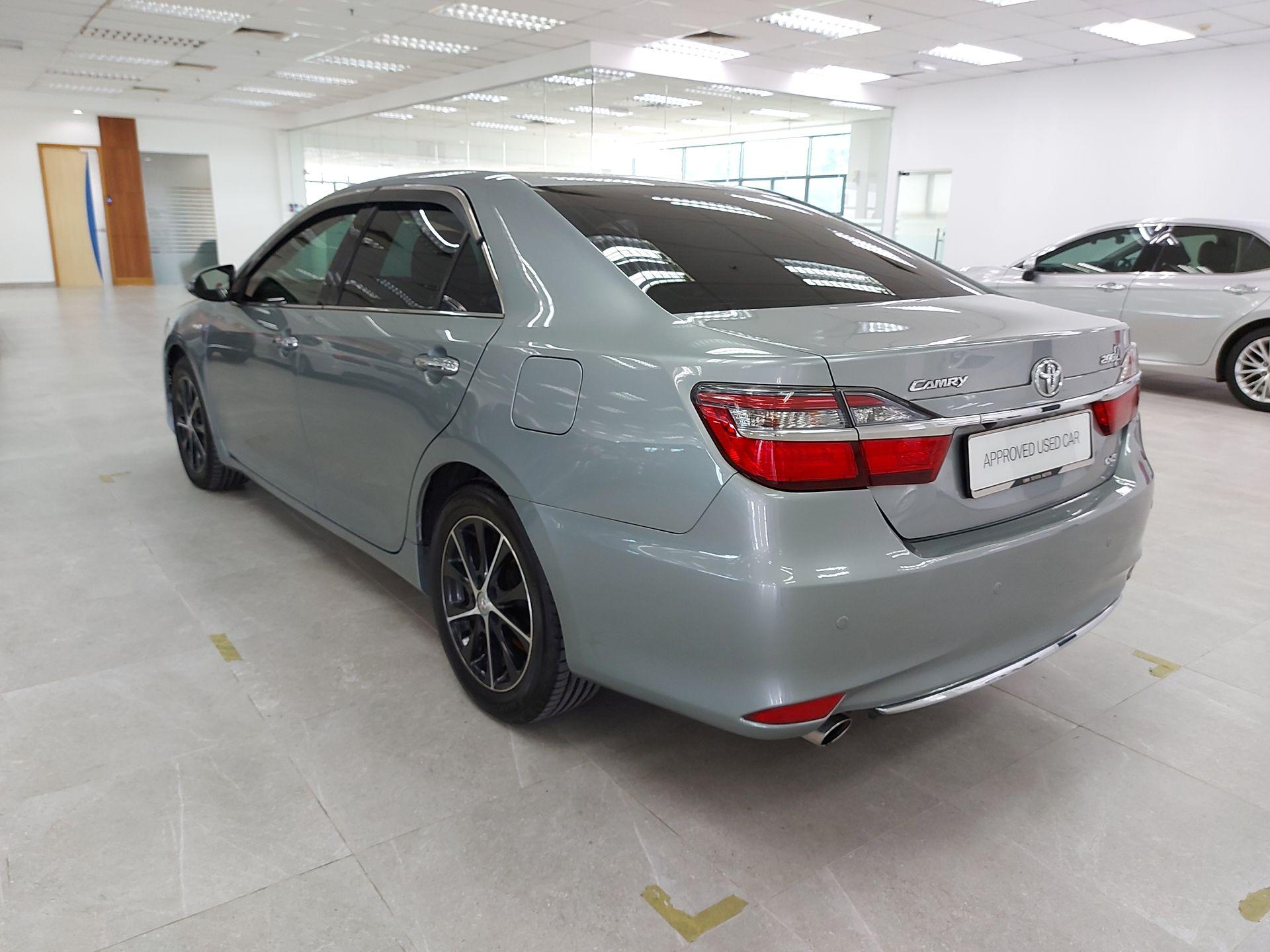 2018 Toyota Camry 2.0G (A)