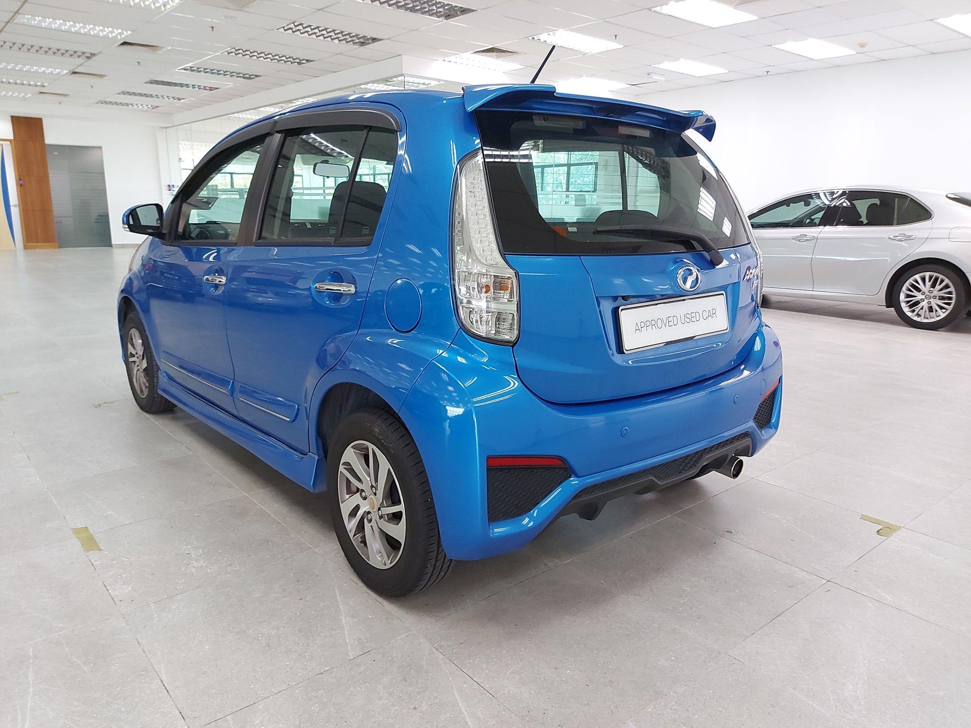 2016 Perodua Myvi 1.5 SE (Auto)