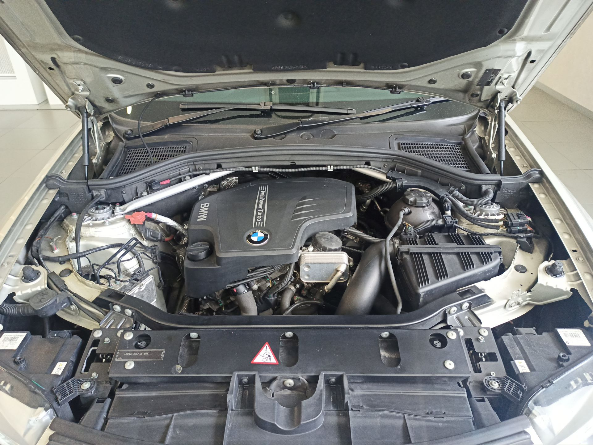2013 BMW X3 Xdrive20I