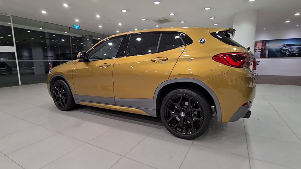 BMW X2 sDrive 20i