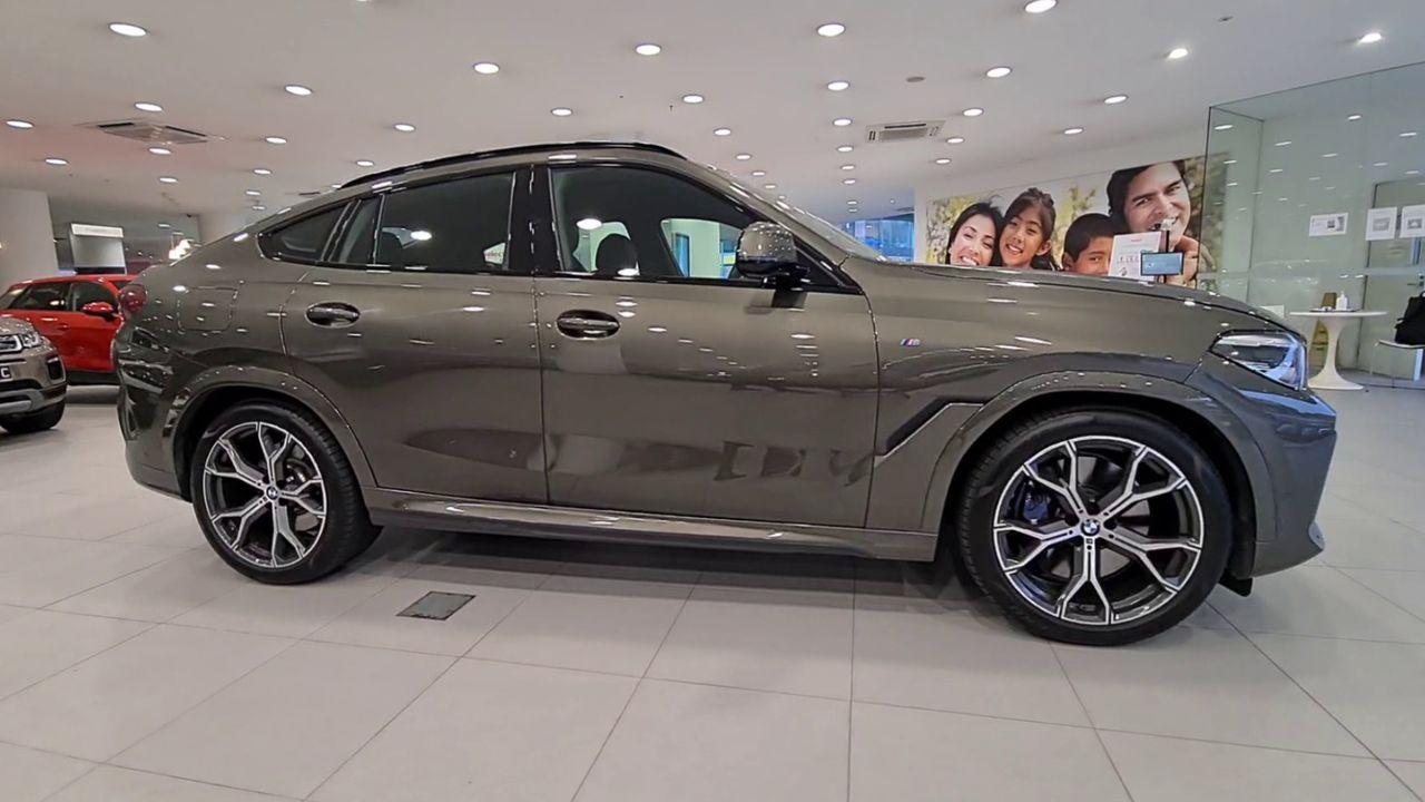 BMW X6 xDrive 40i