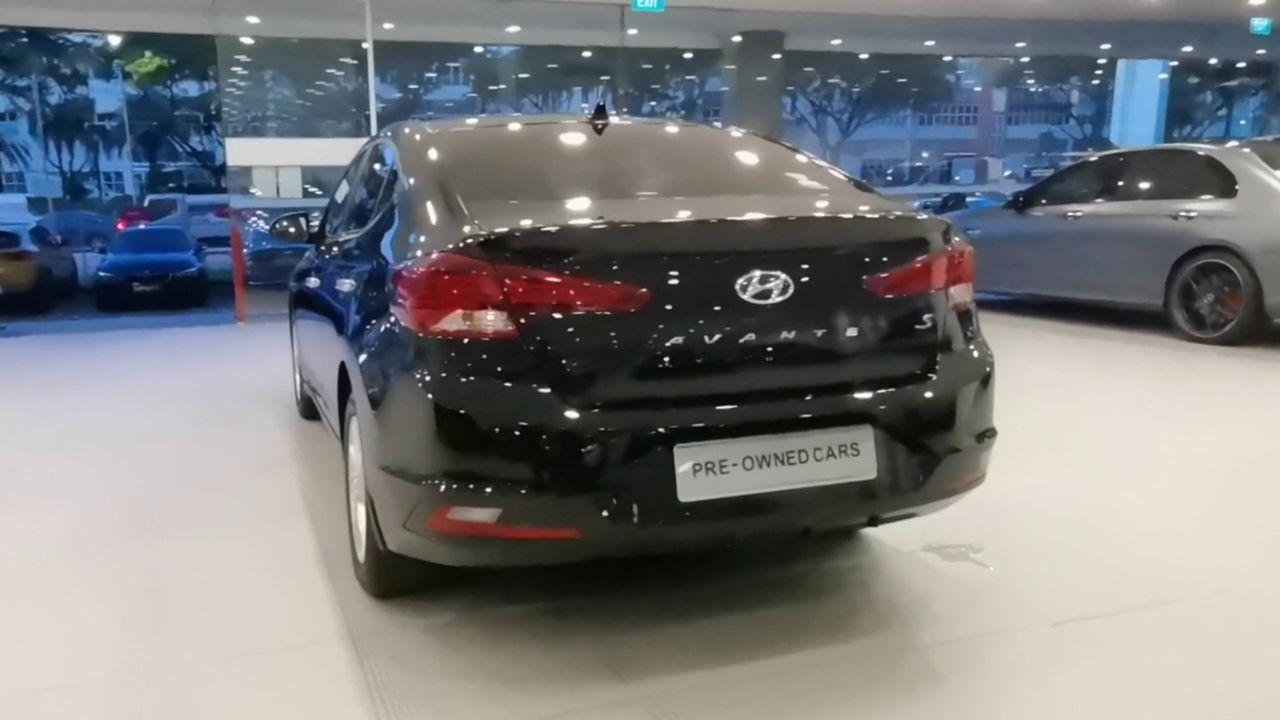 Hyundai AD AVANTE 1.6 GLS (A) S