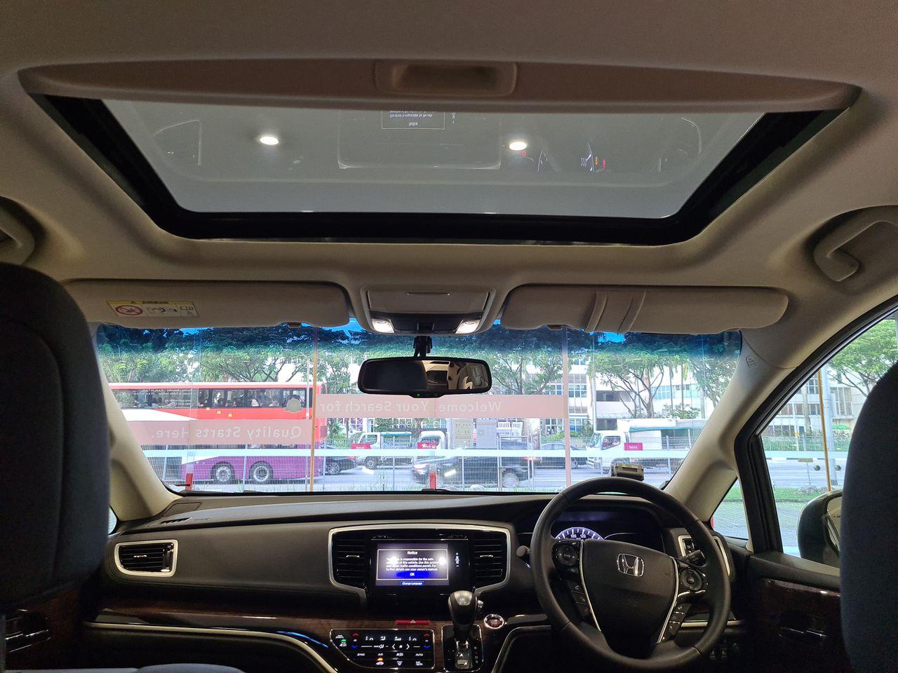 Honda ODYSSEY 2.4 EXV-S CVT SR