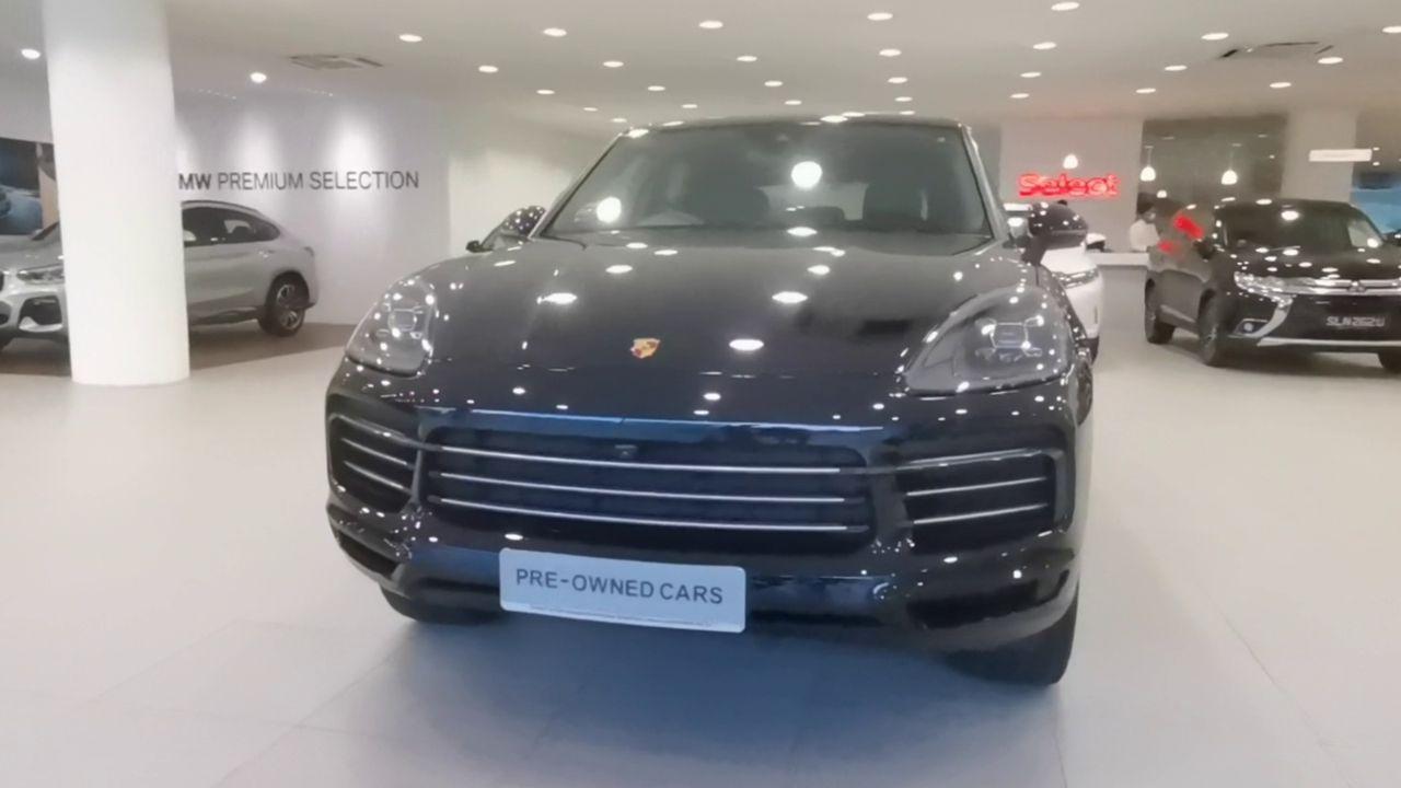 Porsche CAYENNE E3 TIP E6