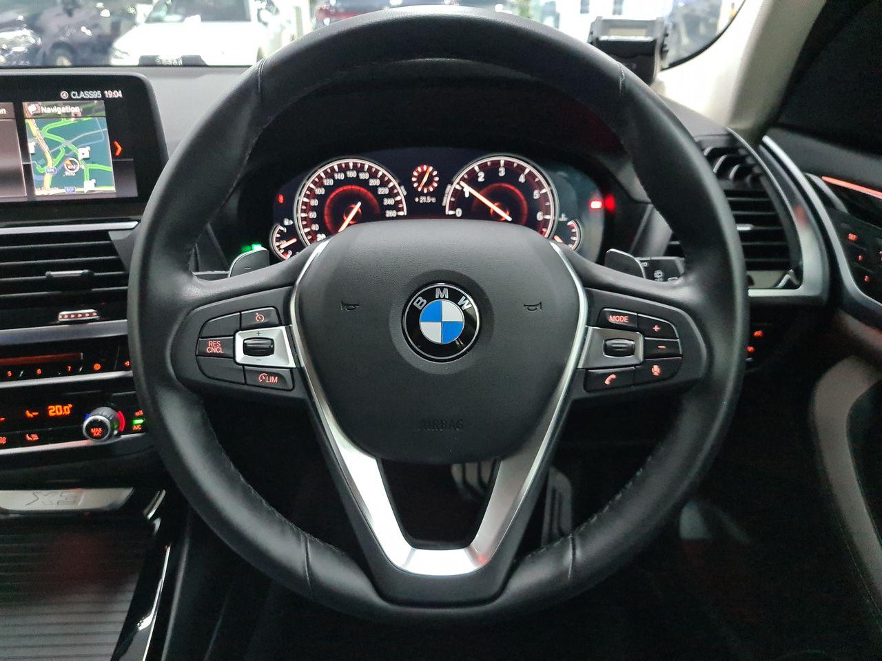 BMW X3 sDrive 20i X Line