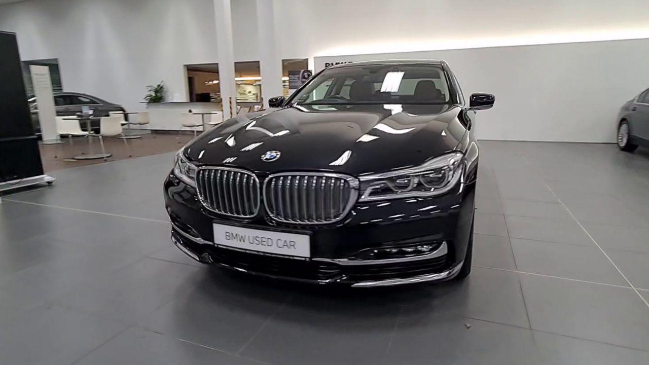 BMW 730Li Pure Excellence