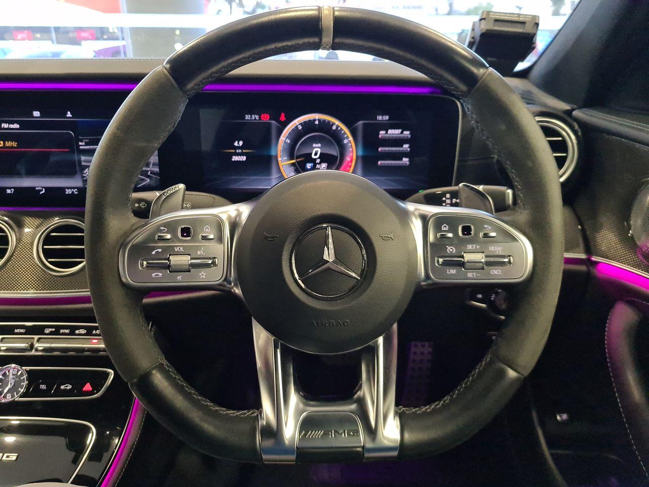 Mercedes Benz AMG E63 S 4MATIC+ (R20 LED SR)