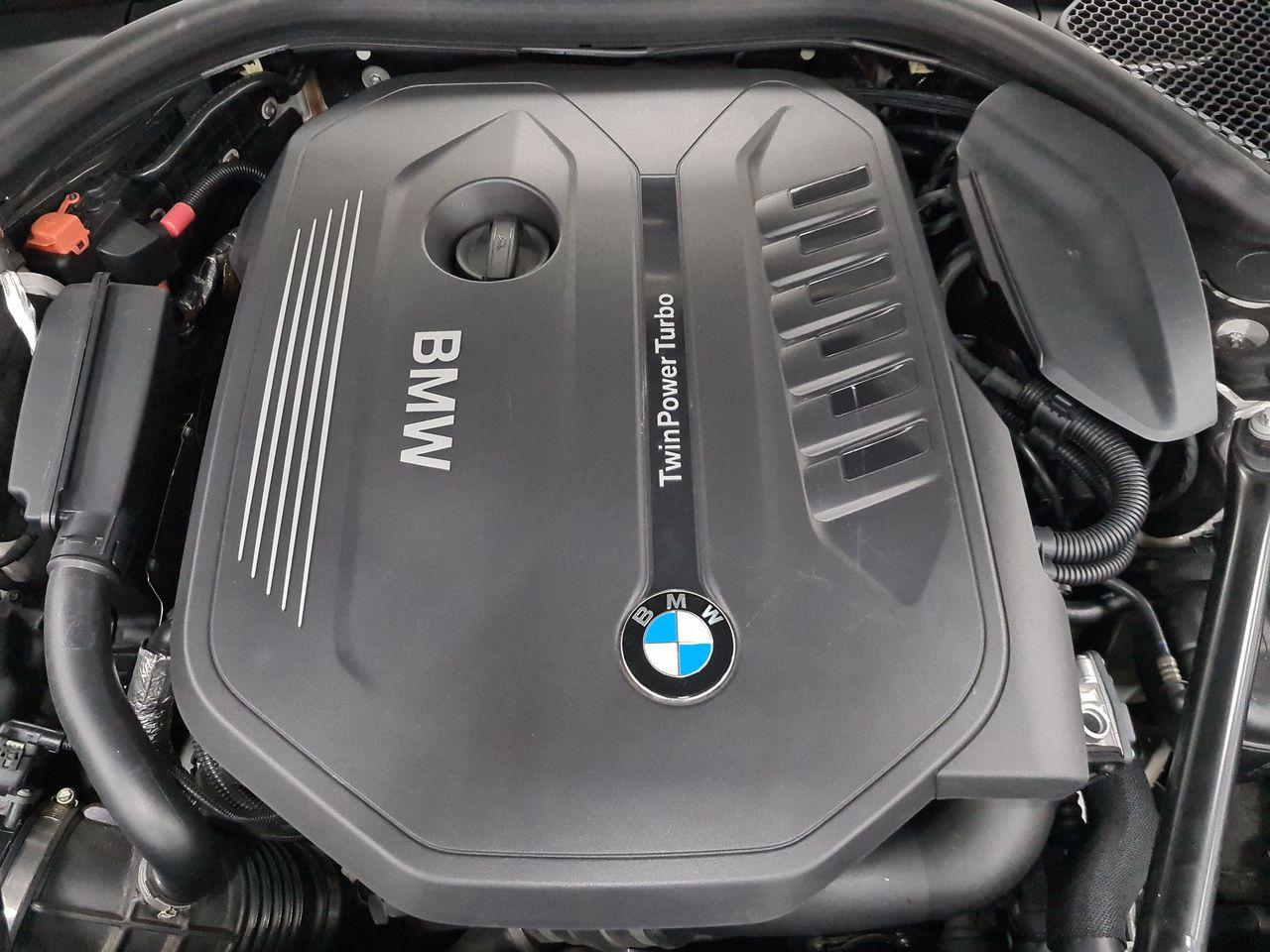 BMW 740Li Pure Excellence