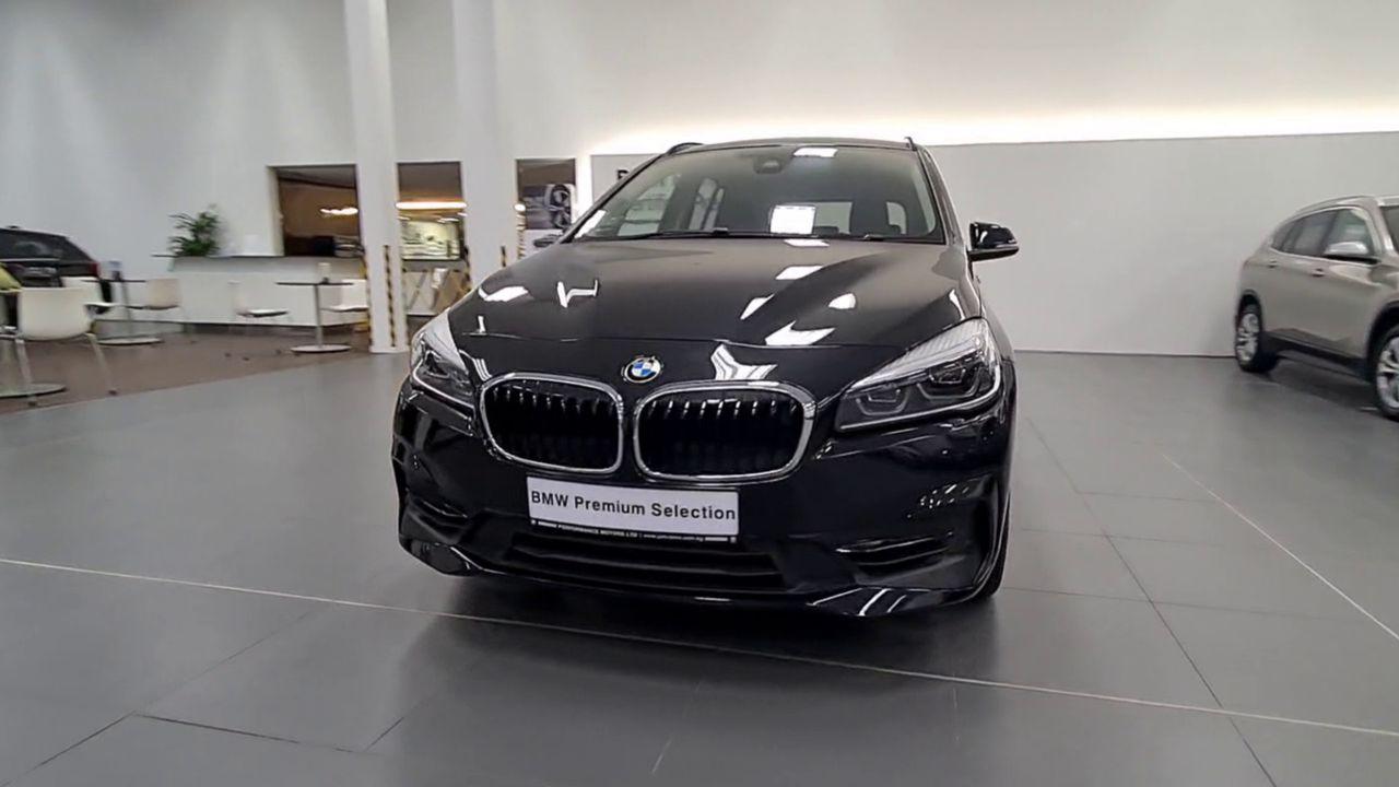 BMW 216i Gran Tourer Sport