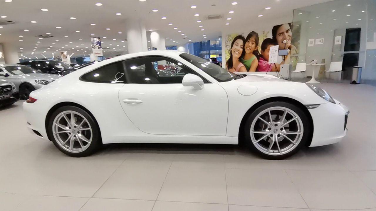 Porsche 911 CARRERA (991-II) PDK E6