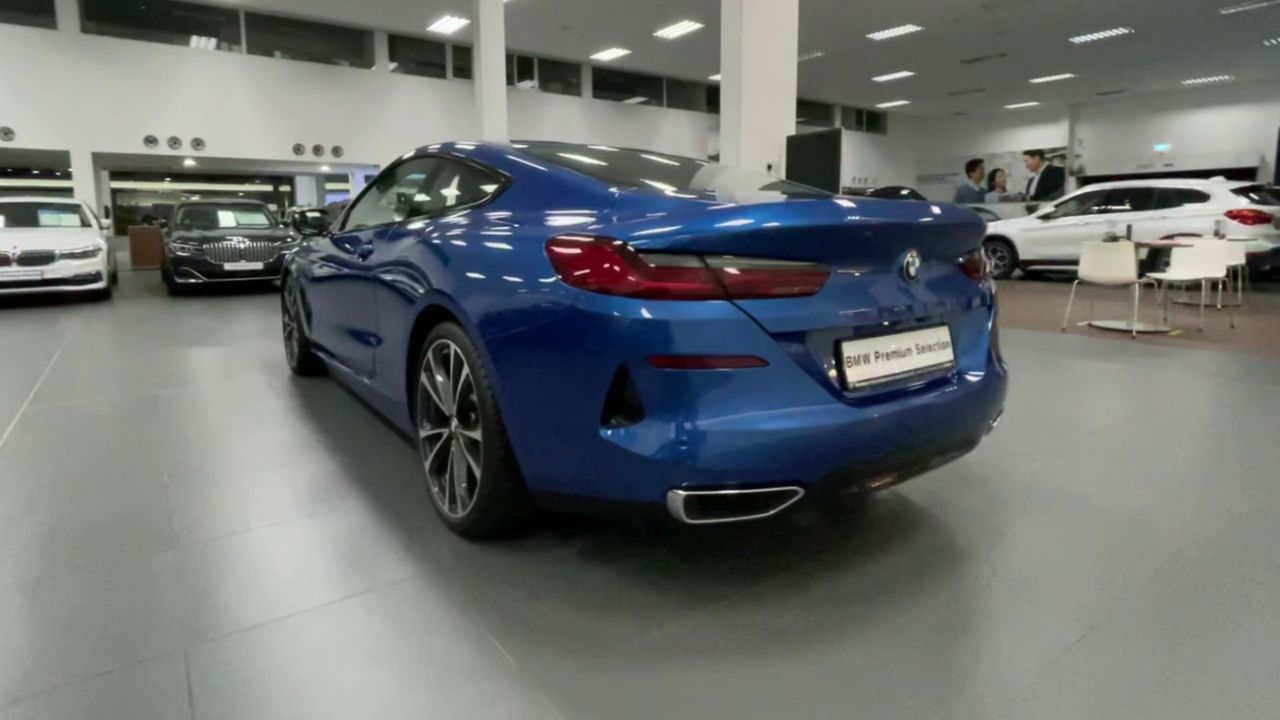 BMW 840i Coupe G15 COUPE VIEW AT L2