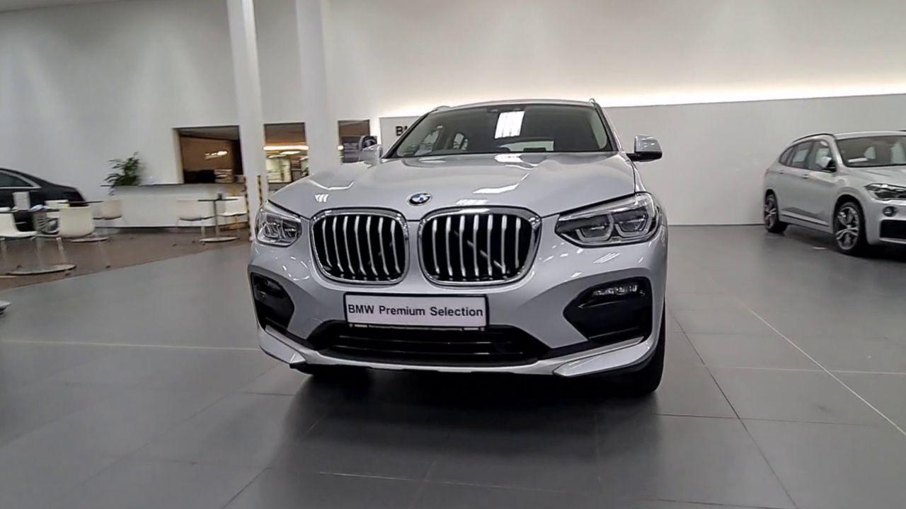 BMW X4 xDrive 20i X Line
