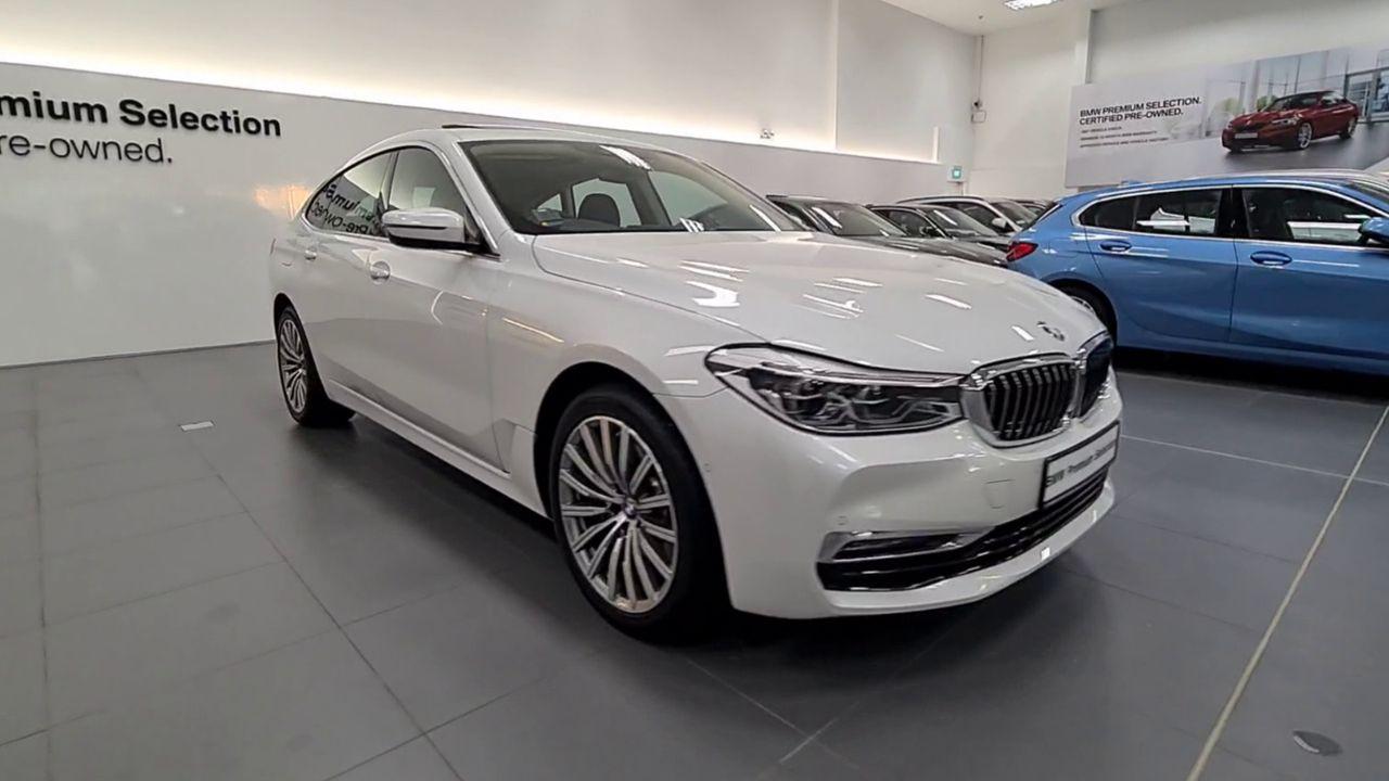 BMW 630i Gran Turismo Luxury