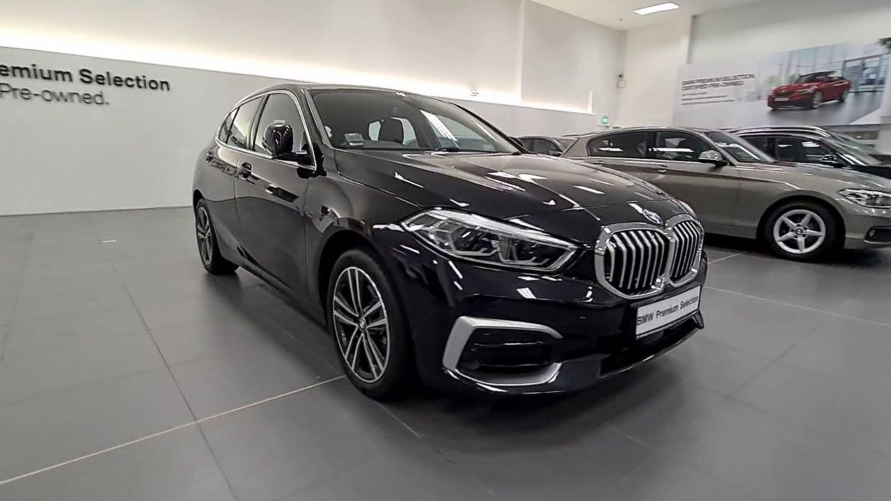 BMW 118i Luxury