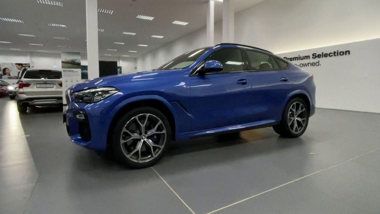 BMW X6 xDrive 40i M Sport