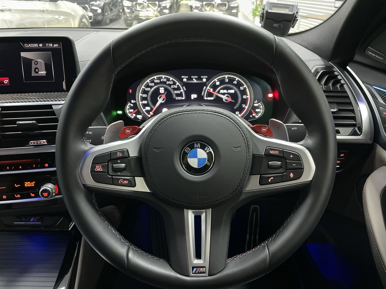 BMW X4 M Competition