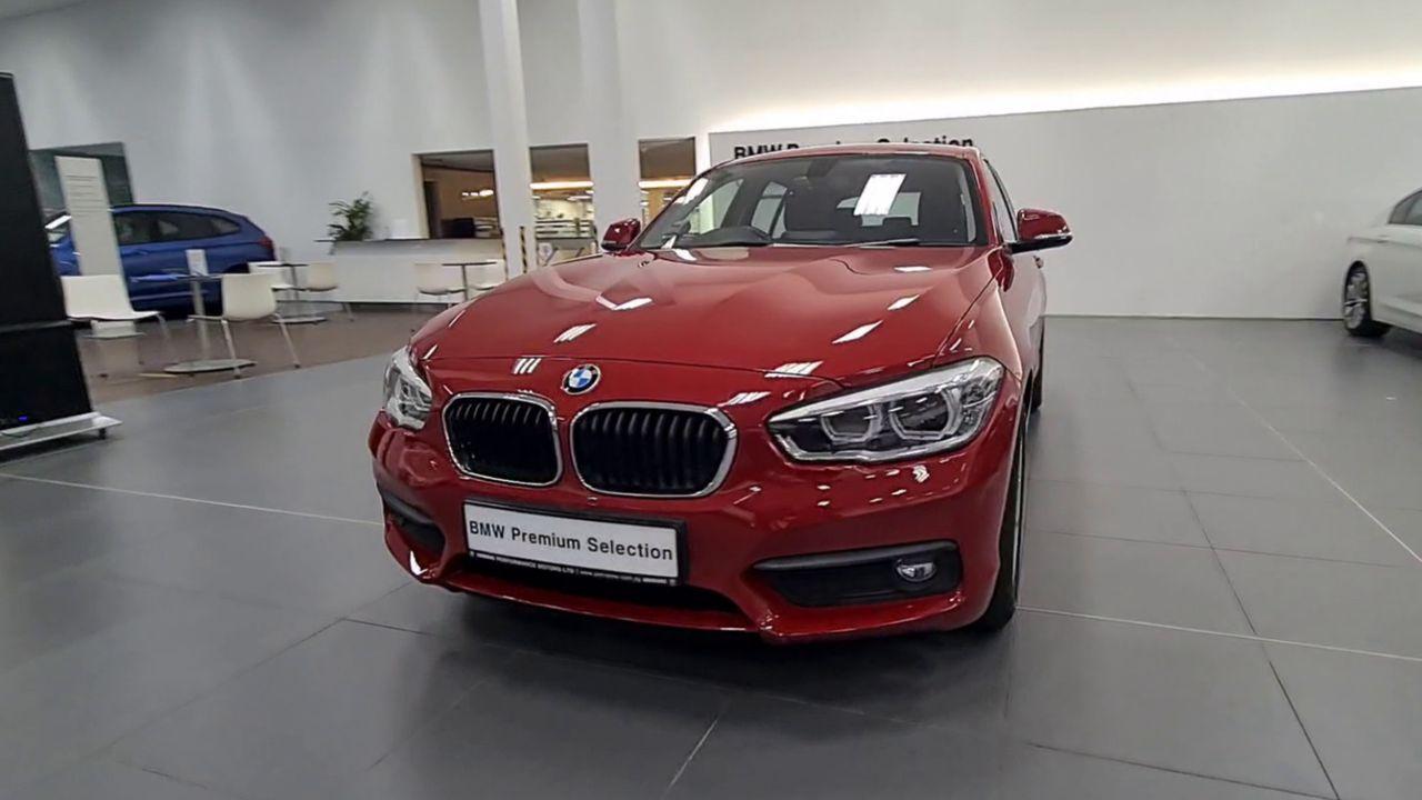 BMW 116d Diesel