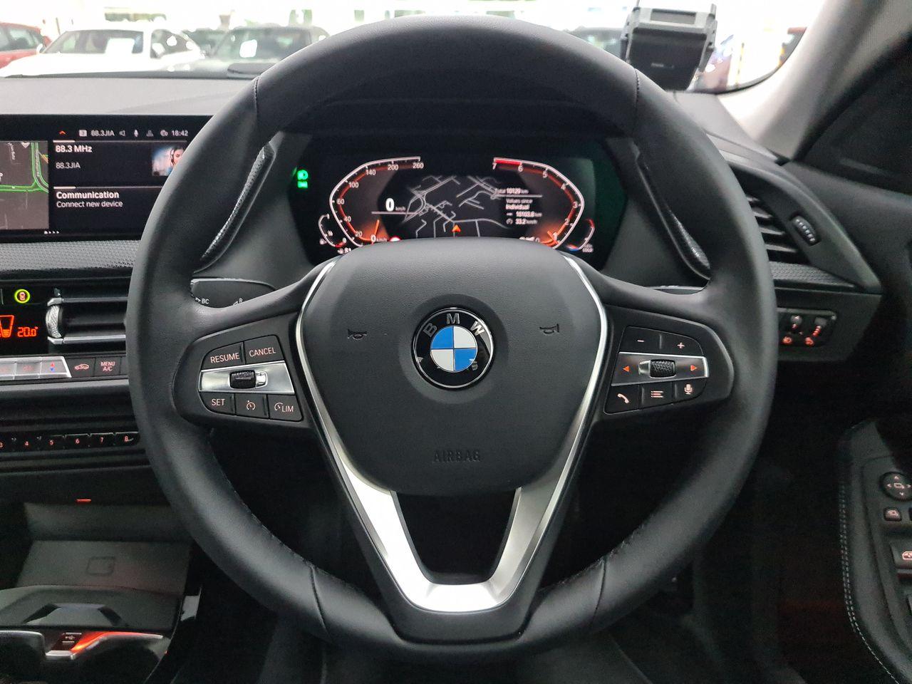 BMW 218i Gran Coupe