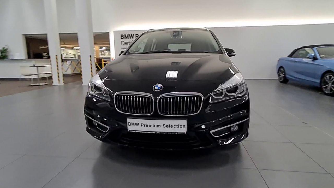 BMW 216i GT Luxury