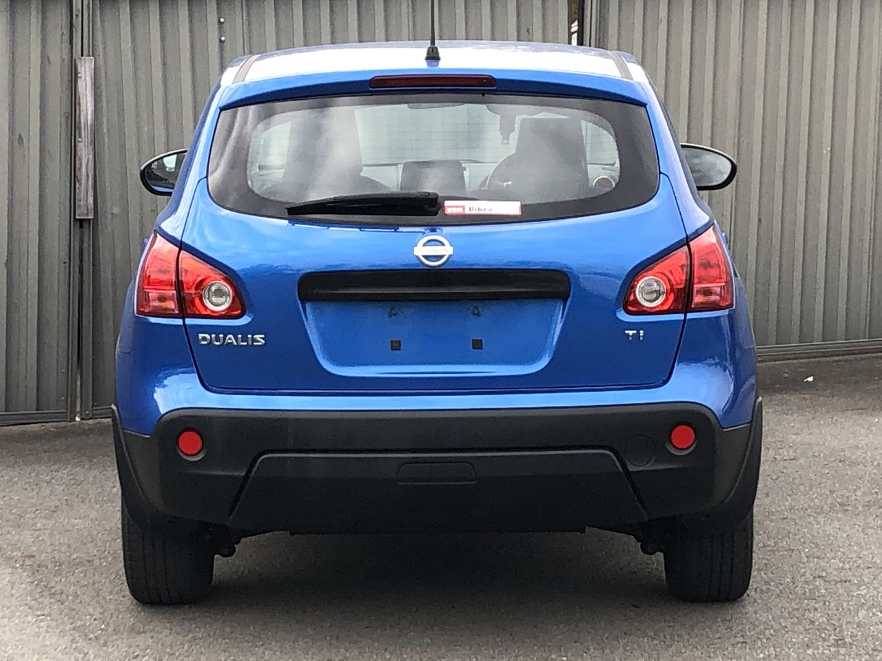 2007 Nissan Dualis Ti J10