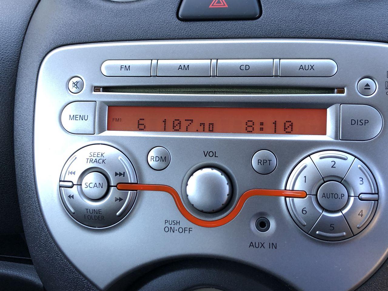 2012 Nissan Micra ST K13