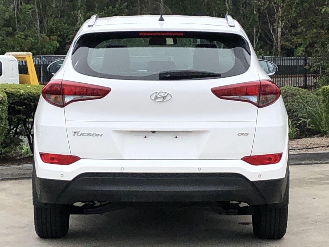 2018 Hyundai Tucson Active TL2