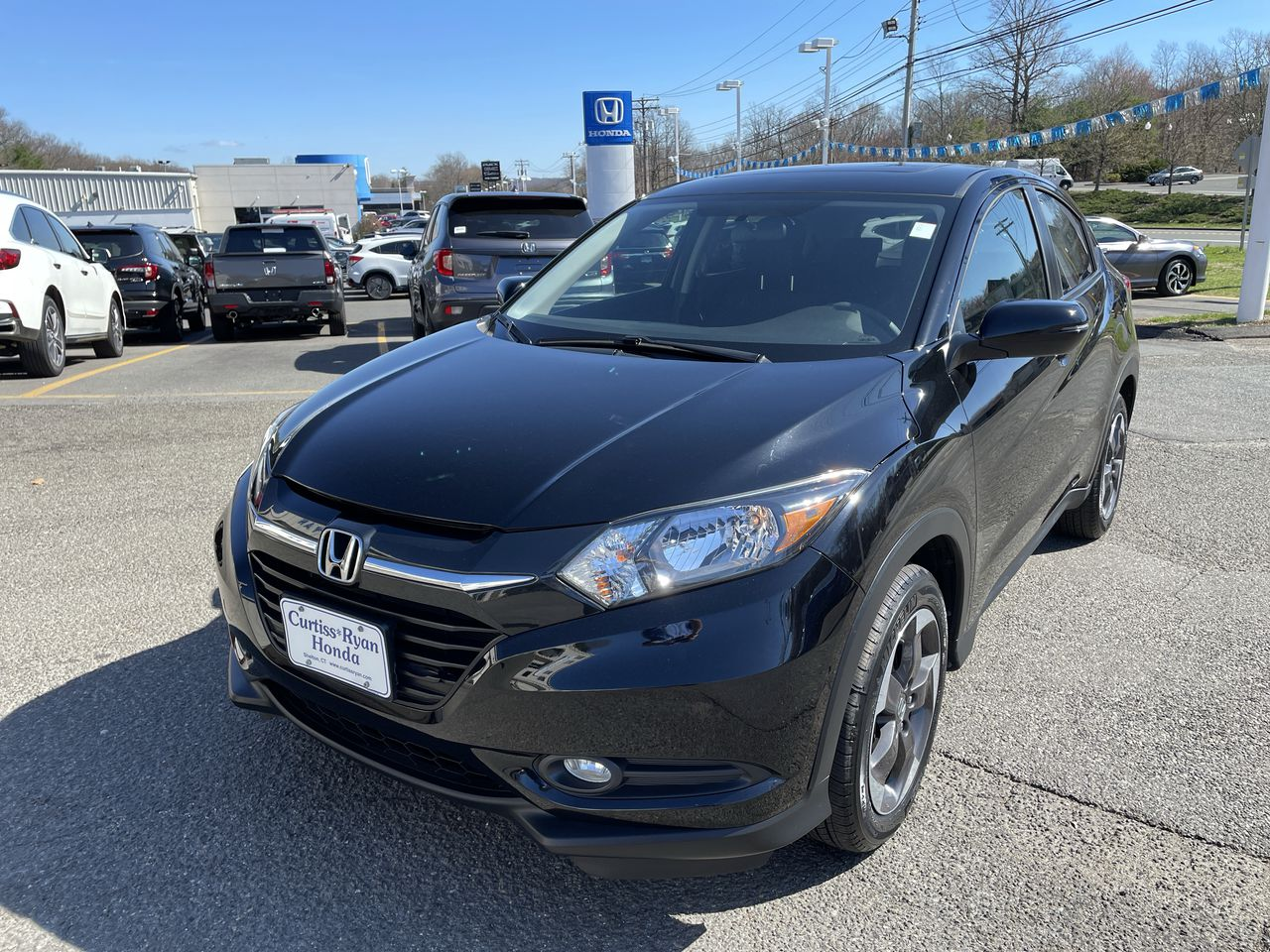 used 2018 Honda HR-V car, priced at $19,799