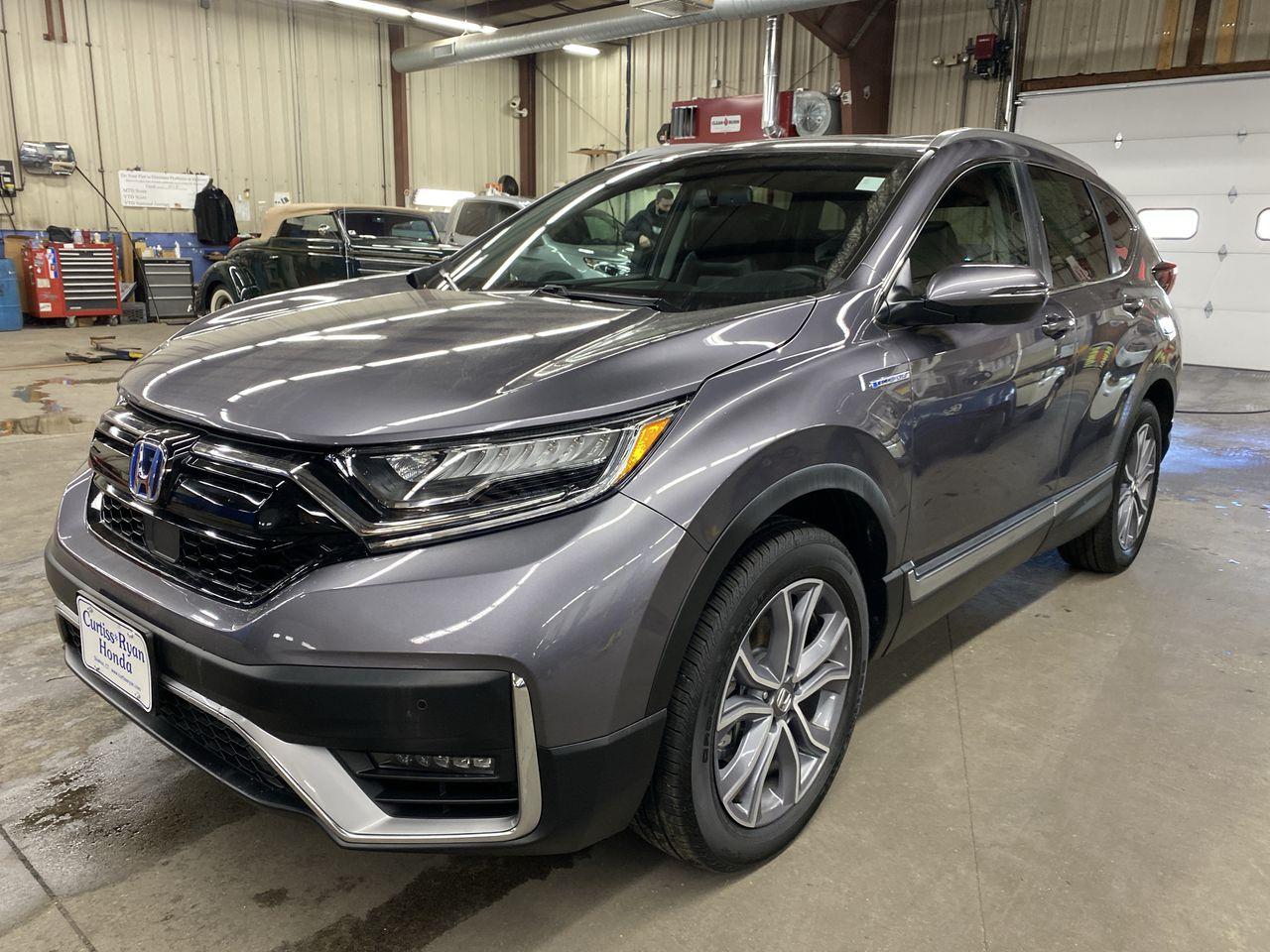 used 2020 Honda CR-V Hybrid car, priced at $33,795
